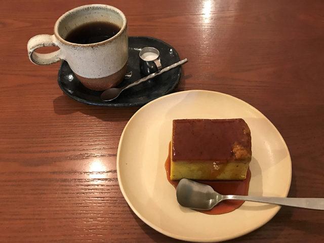 れぶんcafe - デザート1