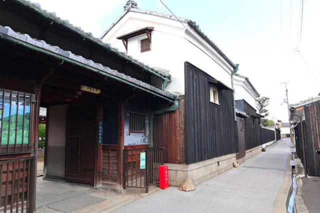 茶問屋街(山背古道)