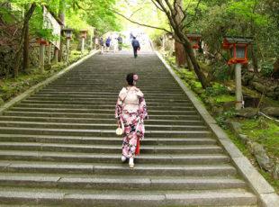 京都で受け継がれる伝統行事、法輪寺の十三まいり