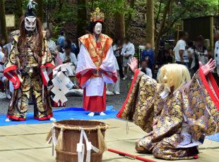 貴船神社最大の祭典!「貴船祭」