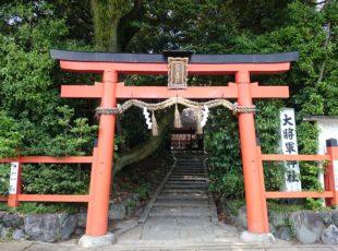 Vol.1 京の守護神、大将軍神社めぐり
